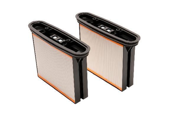 Filtres pour aspirateur AC1600 set 2