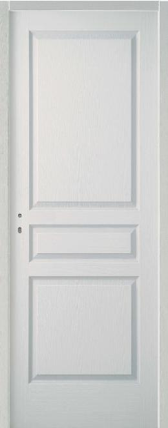 Porte postforme 3 panneaux alveolaire entaille scrigno for Scrigno doortech