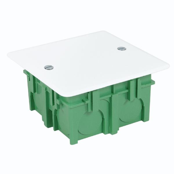 Boîte de dérivation maçonnerie 75x75x40mm