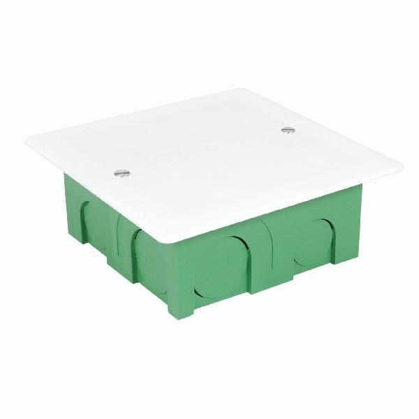 Boîte de dérivation maçonnerie 90x90x40mm