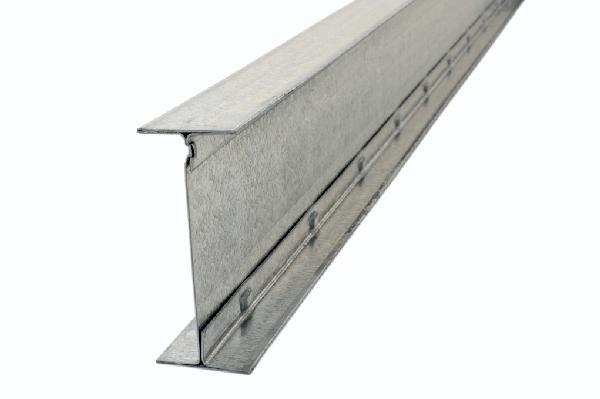 Profil métal OMNIFIX 100 pour PLP 6m