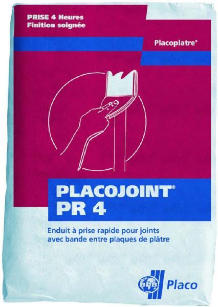 Enduit à joint prise normale 3H PLACOJOINT PR4 sac 25kg