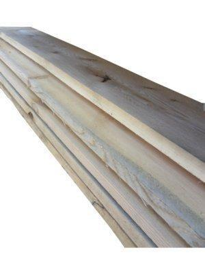 PLANCHE SAPIN COFFRAGE 27X200MM 2M