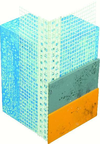 PROFILE D'ANGLE PVC ENTOILE 10X23 2M50