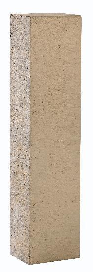 Poutre GARDINO béton 11x14cm H.60cm alaska