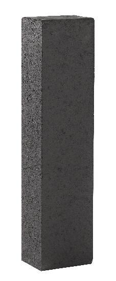 Poutre GARDINO béton 11x14cm H.90cm lava
