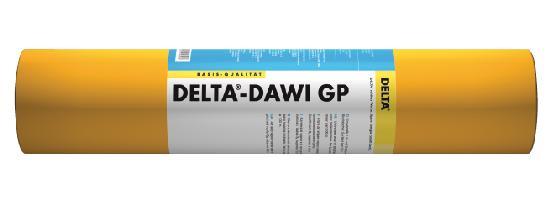 Ecran pare-vapeur DELTA DAWI GT 50m 1,50