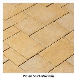 PAVE PLESSIS STRIE 3 FORMATS EP.6CM SAINT MAXIMIN