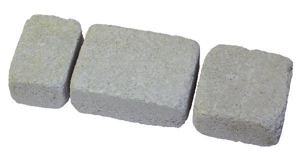 Pavé LES ALPILLES vieilli multiformat Ep.6cm mistral