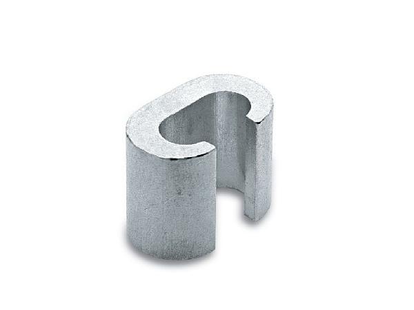 serre cable à frapper métallique pour cablette cuivre 25mm²