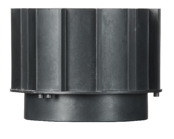Réhausse H60mm pour plot dalle et lambourde