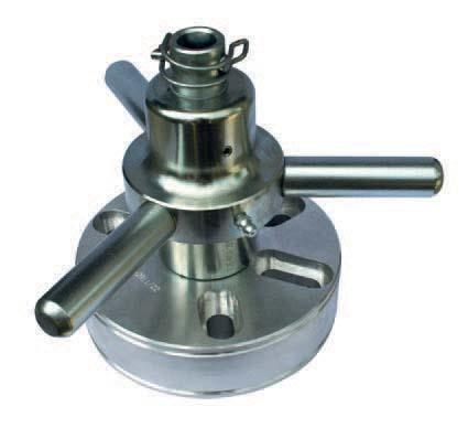 Machine à percer complète DN20-25-32-40 Fonte/PVC