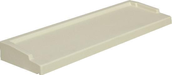 Appui de fenêtre TRADITION blanc tableau :100x34cm