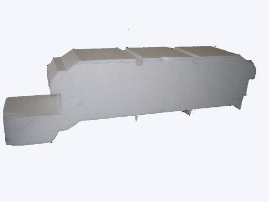 Hourdis polystyrène EPL TRTHERM UP023 L1210/40 M1 1,235m