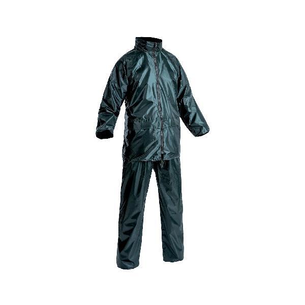 Veste et pantalon de pluie WINDY vert T.XL