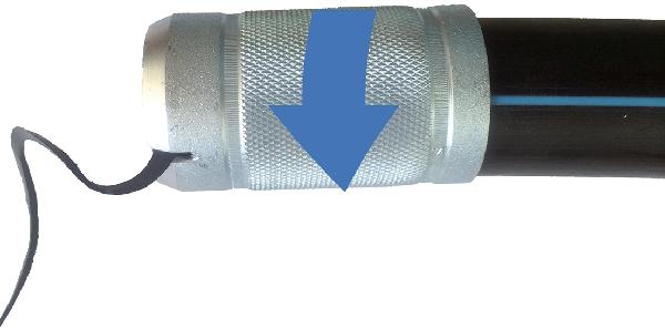 CHANFREINEUR POUR TUBE PE Ø32