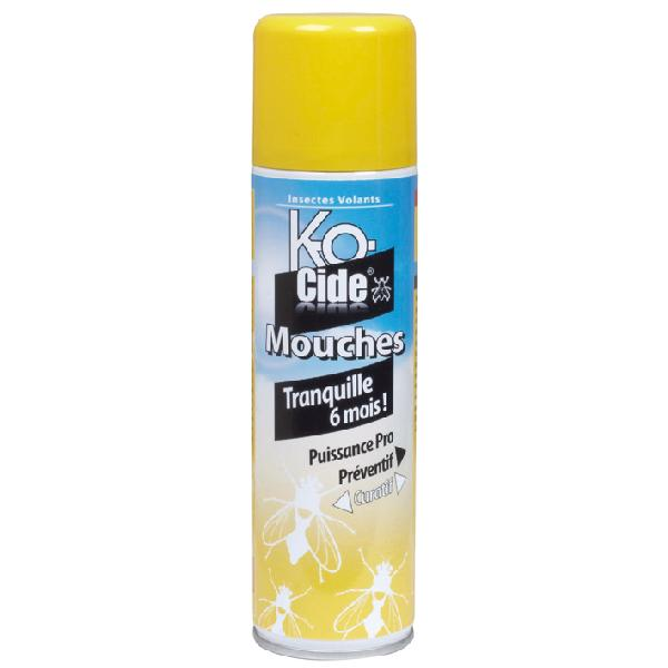 Insecticide pour mouches KOCIDE bombe 335ml