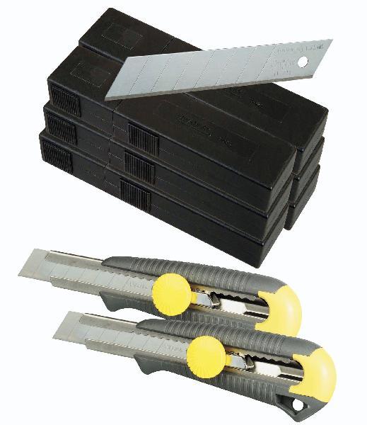 Lames de cutters FATMAX 18mm lot 60 + 2 cutters 18mm offerts