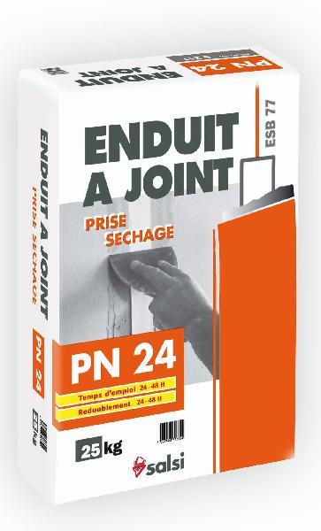 Enduit à joint poudre 24H PN24 sac 25kg