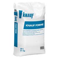 Granules d'égalisation KNAUF FORME pour chape sèche sac 50L