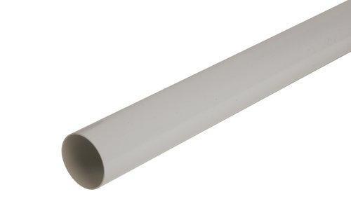 TUY.DESC. PVC GRIS 4M TD80P