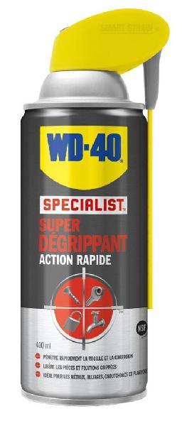 Super dégrippant WD 40 système pro 0,4L
