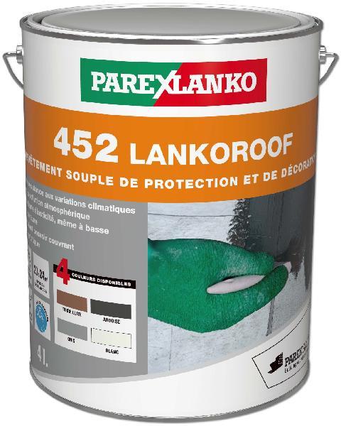 Peinture imperméabilisante LANKOROOF 452 terre cuite seau 4L