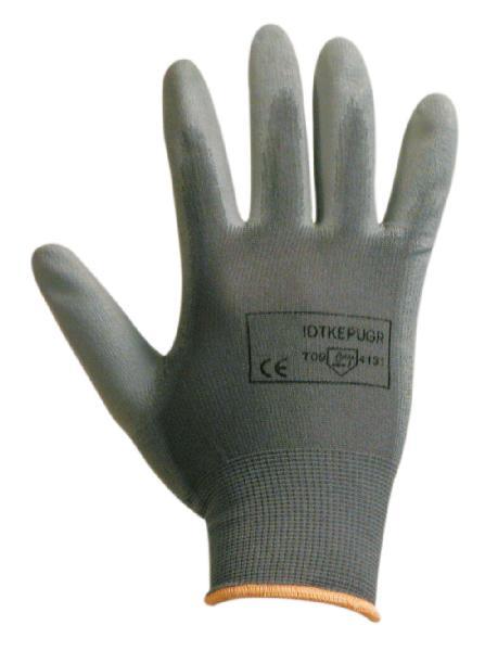 Gants polyamide enduit PU IDTKEPU T.9 sachet 12