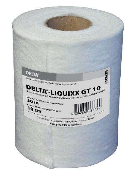 Géotextile DELTA LIQUIXX GT10 100mmx20m rouleau 20 ml