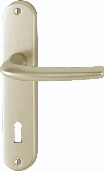 Poignée de porte SAN DIEGO 1191/347 champagne clé L