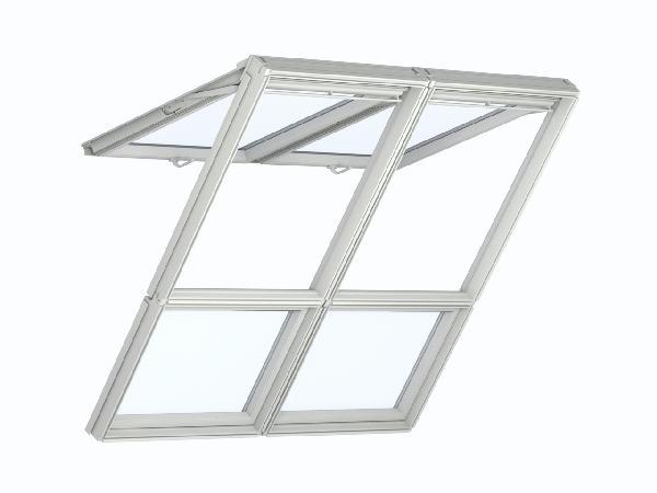 Fenetre de toit GGU 0054 standard CK04 55x98cm