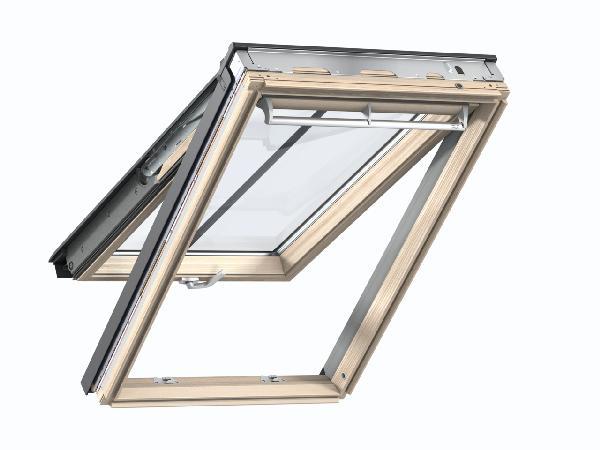 Fenetre de toit gpl 3057 tout confort mk04 78x98cm for Velux mk04 tout confort