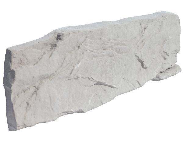 Plaquette parement MUROK SIERRA M40 blanc Ep.1,5/3cm