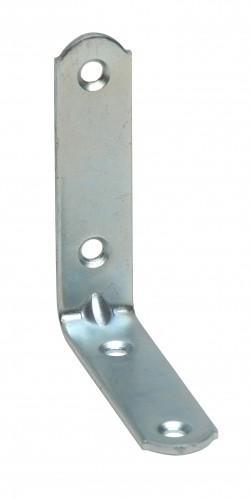 Equerre de chaise 80x80x15mm Ep.2mm pièce(s)