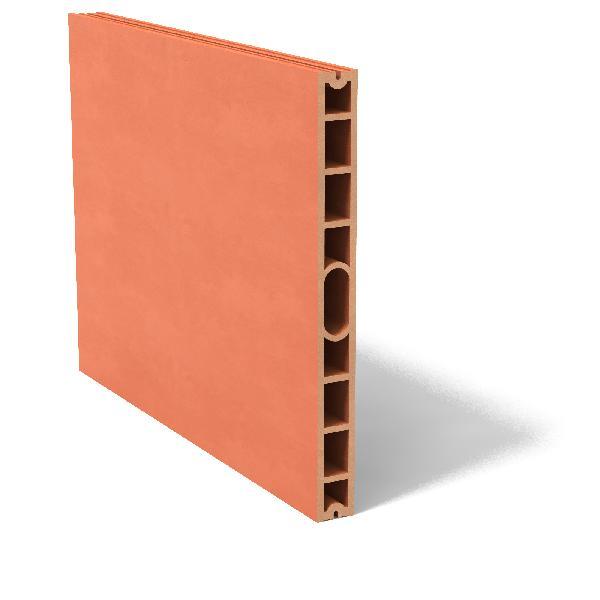 Brique terre cuite CARROBRIC 66,6x50x4.8cm