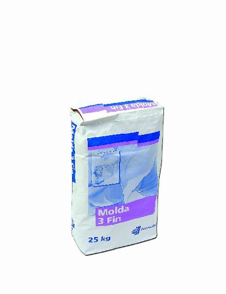 plâtre traditionnel manuel MOLDA 3 FIN sac 25kg