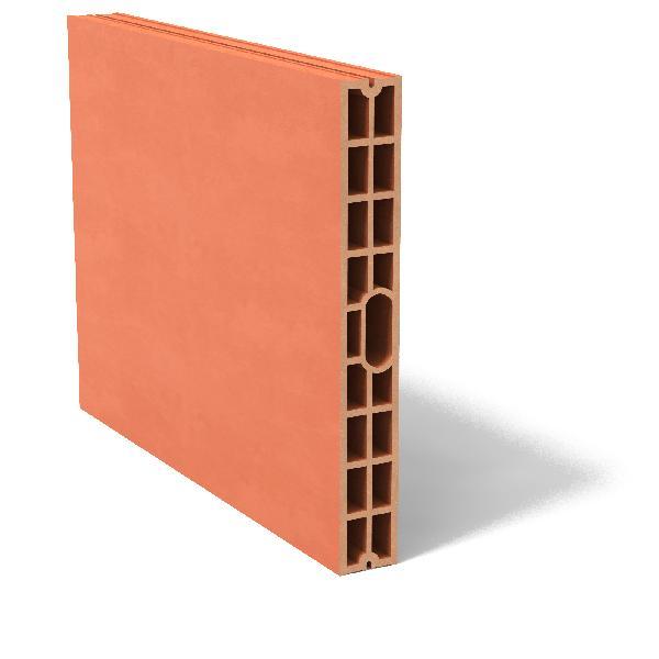 Brique terre cuite CARROBRIC 66,6x50x6.8cm
