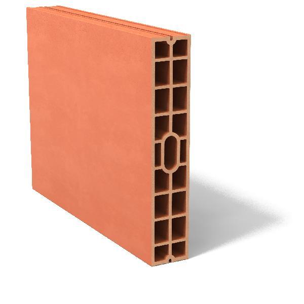 Brique terre cuite CARROBRIC 66,6x50x9.6cm