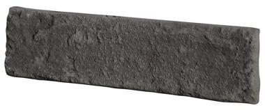 Plaquette parement INTERFIX 20,5cm IF18 gris foncé Ep.7cm H.5cm