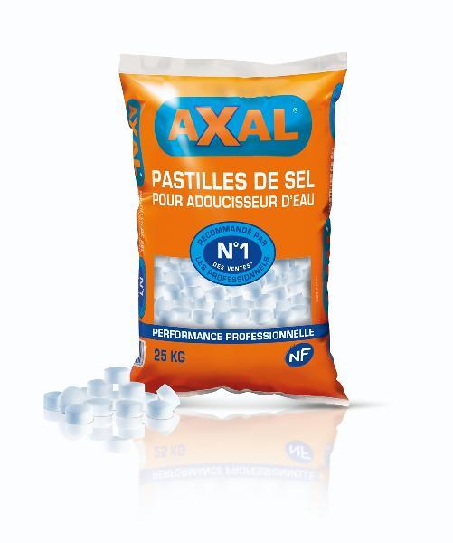 Sel adoucisseur AXAL sac 25kg