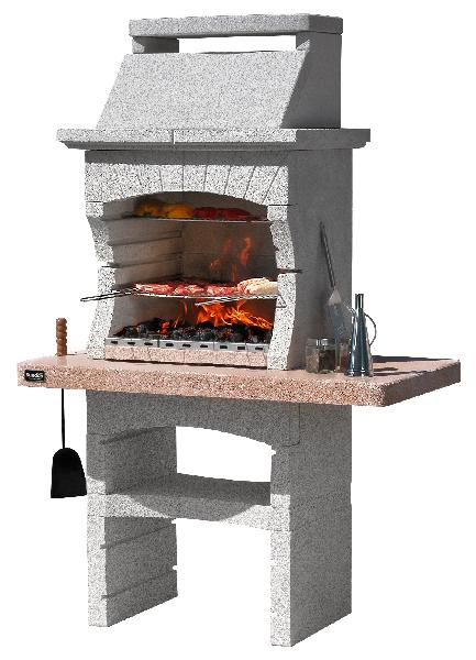 BARBECUE TEBE CRYSTAL H189XL125X65