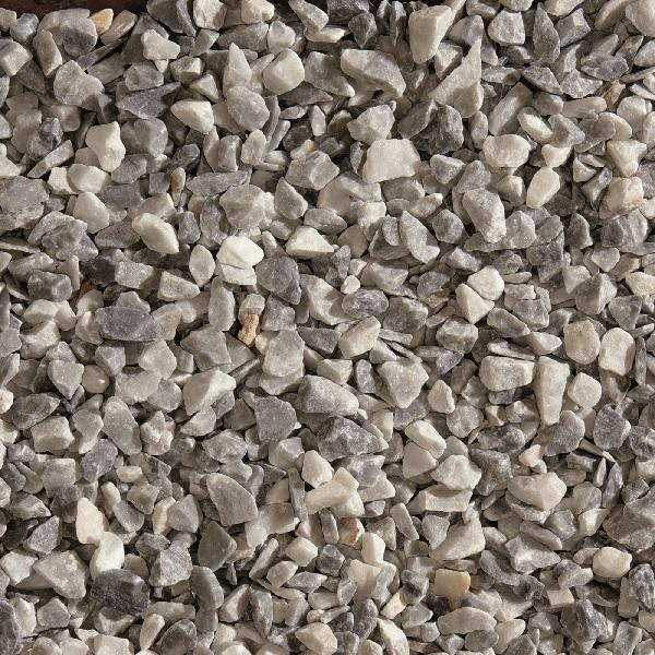 Concassé marbre 8/16mm ice blue sac 25 kg