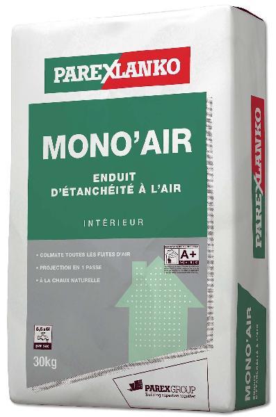 ENDUIT POUR ETANCHEITE A L'AIR MONOAIR SAC 30KG