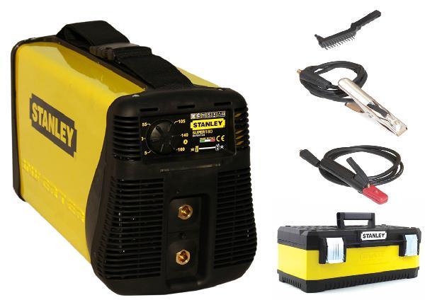 Poste à souder électrique INVERTER SUPER180 160A malette