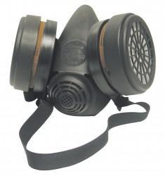 Masque de protection PRO M3 CE + 2 filtres A1