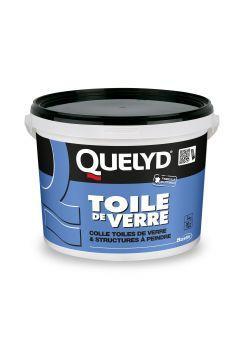 Colle vinylique QUELYD toile de verre 20 kg
