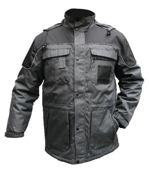 Parka CRUISER noir/gris T.XL