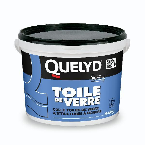 QUELYD TOILE DE VERRE 5KG