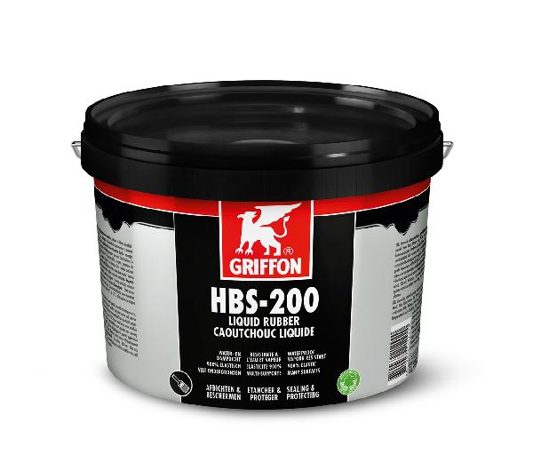 Enduit d'étanchéité HBS-200 caoutchouc liquide seau 5L
