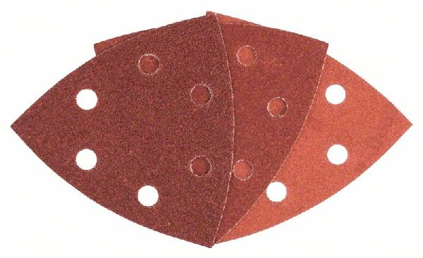 Disques abrasifs C470 pour ponceuse 93mm pack 6